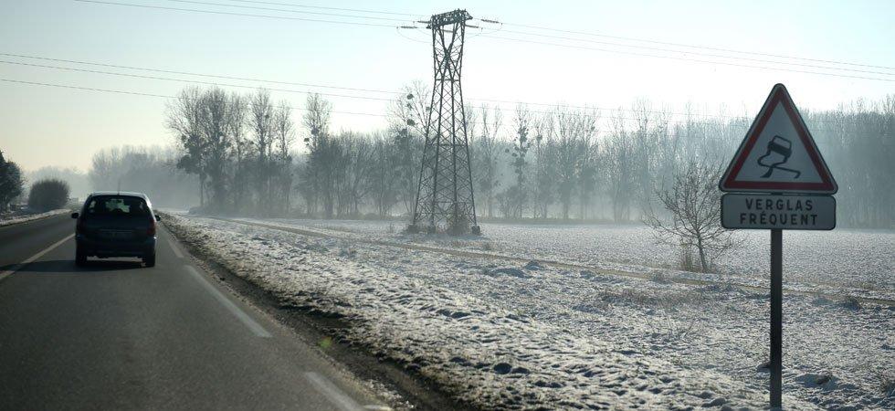 d4dda58b00c Météo   alerte à la neige et au verglas dans six départements