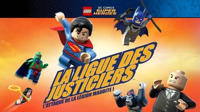 Lego DC Comics Super Heroes : Justice League : L'Attaque cosmique