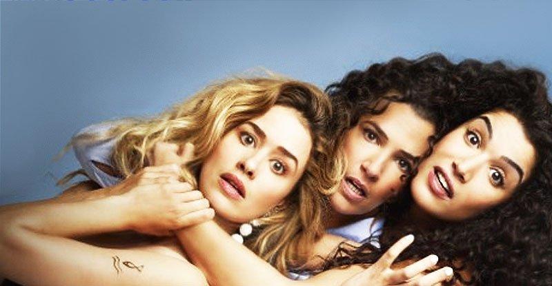 Demi-sœurs - Film (2018) - SensCritique