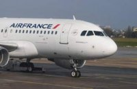 "Un pilote d'Air France menace de ""crasher son avion"""