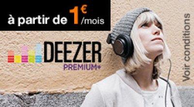 Musique Avec Deezer