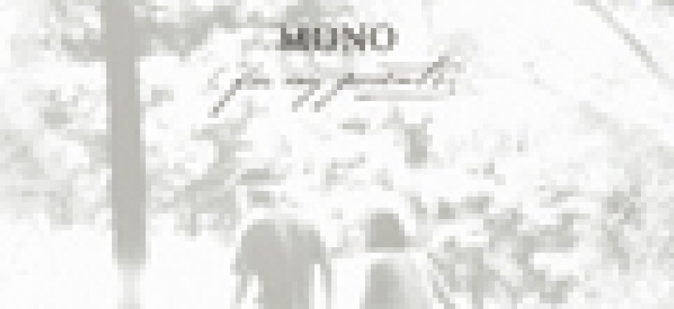 Mono : nouvel album le 4 septembre