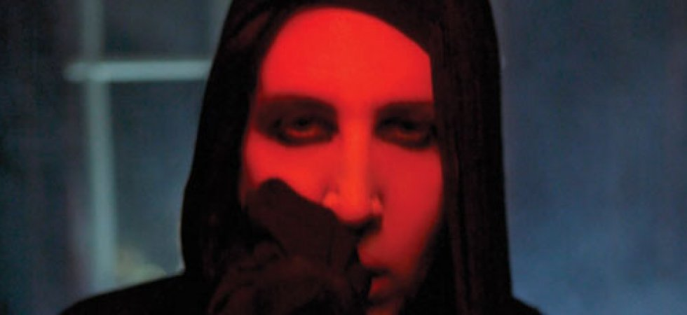 "Marilyn Manson dévoile ""Cupid Carries a Gun"""