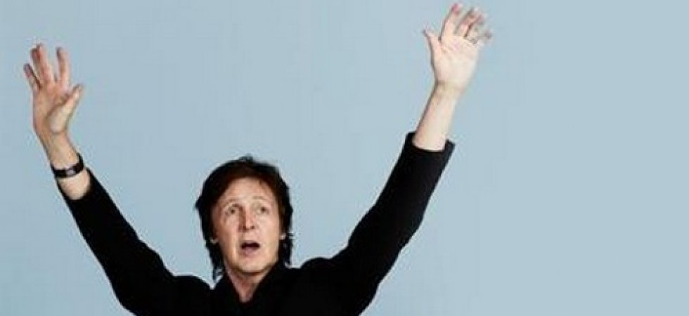Paul McCartney soutient la rue aux Etats-Unis