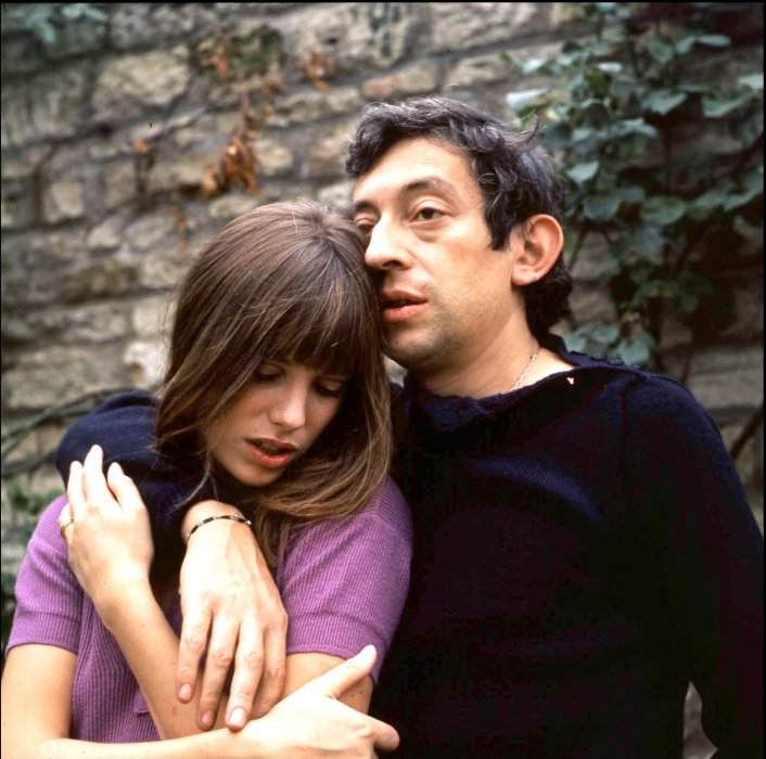 Le + iconique : Gainsbourg et Birkin
