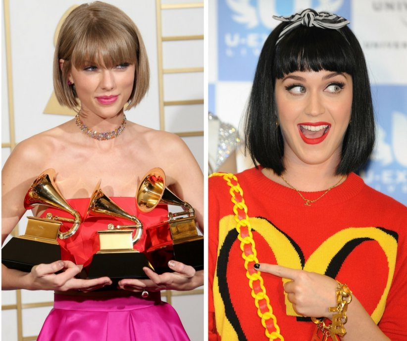 Taylor Swift / Katy Perry : blonde contre brune
