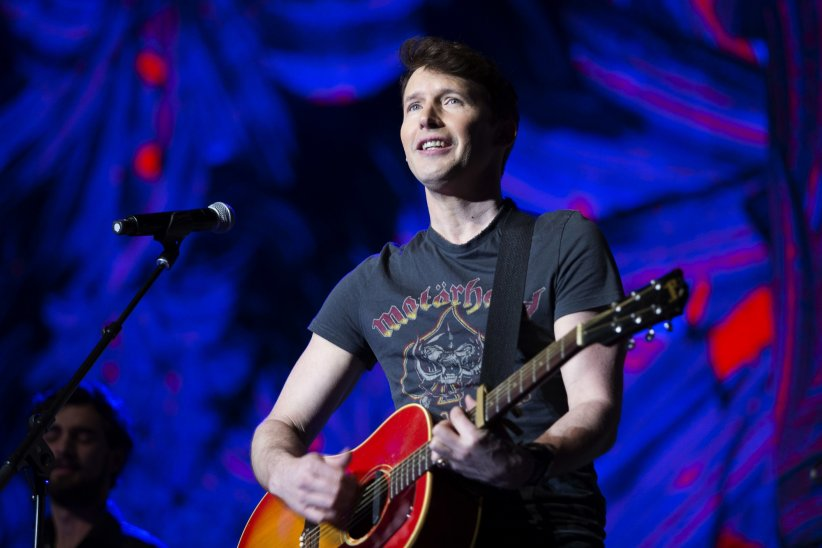 James Blunt, le roi de la blague