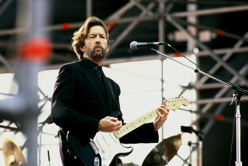 Eric Clapton : figure de proue du blues et du rock