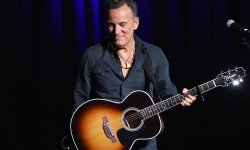 Bruce Springsteen sort son autobiographie