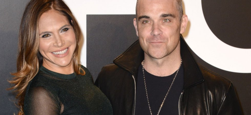 "Robbie Williams : son single ""The Cure"" rend hommage à sa femme"