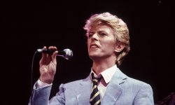 "New York a désormais son ""David Bowie Day"""