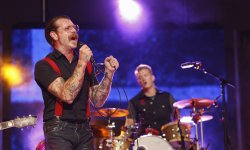 Attentats : Eagles Of Death Metal se mobilise