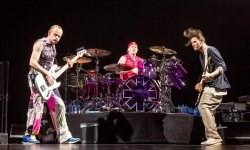 Les Red Hot Chili Peppers, proches de la retraite ?