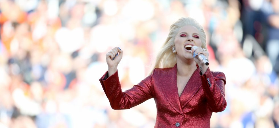 Lady Gaga chantera au Super Bowl en 2017