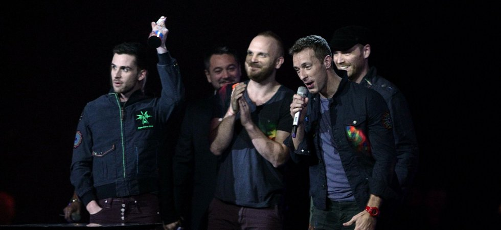 Coldplay sera en concert unique à Nice le 24 mai 2016