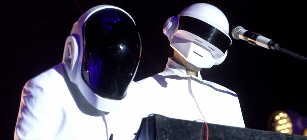 "Daft Punk : Guy-Manuel de Homem Christo dévoile l'inédit ""The Fight"""