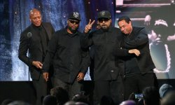 NWA, intronisé au Rock and Roll Hall of Fame