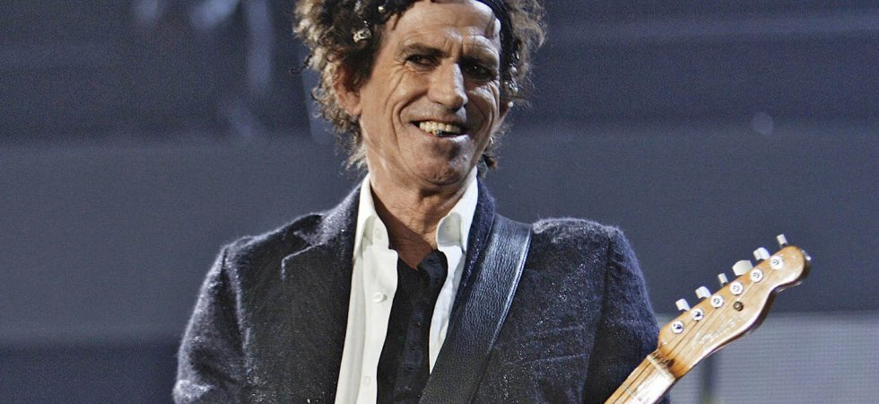 Keith Richards souhaite le retour de The Rolling Stones en studio