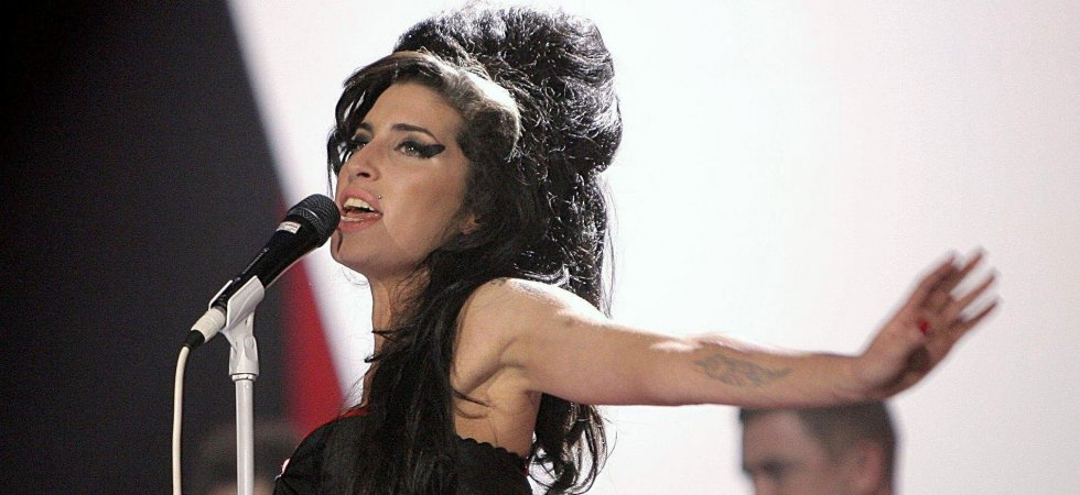 Amy Winehouse : son hologramme en tournée en 2019