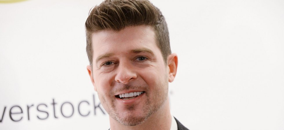 "Robin Thicke dévoile le single ""Morning Sun"""