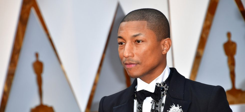 Pharrell Williams va devenir Officier des Arts et des lettres