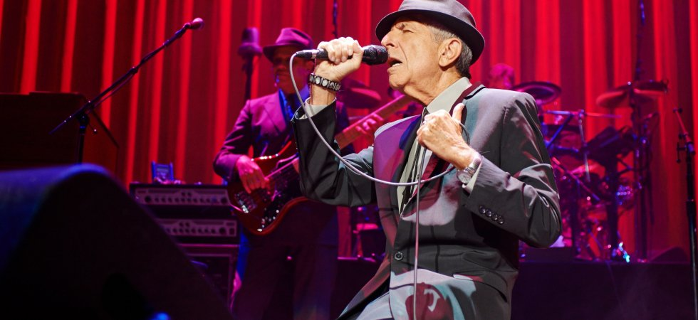 "Leonard Cohen fête ses 82 ans avec l'album ""You Want It Darker"""