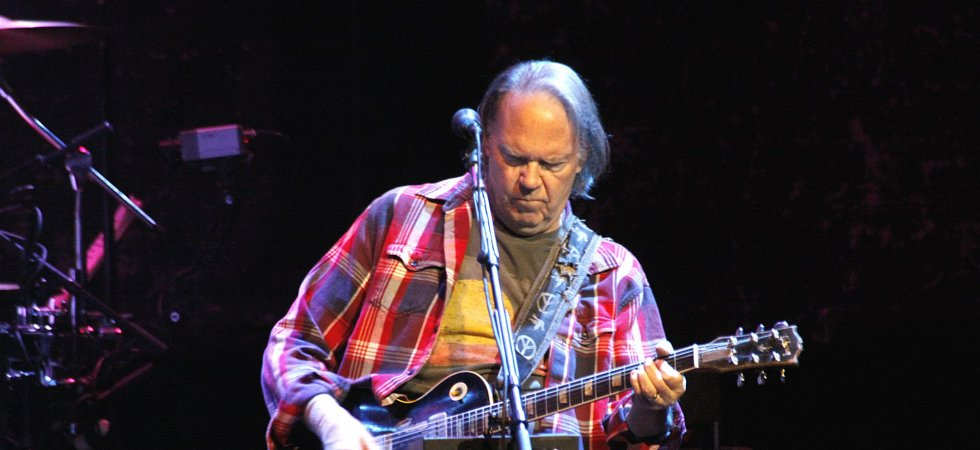 "Neil Young interdit à Donald Trump d'utiliser ""Rockin' In The Free World"""