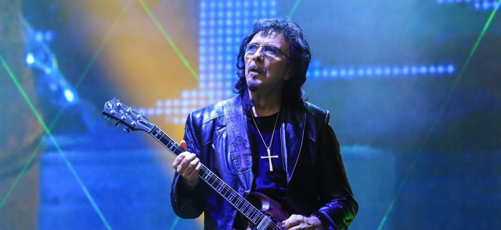 Black Sabbath : le cancer de Tony Iommi est en rémission